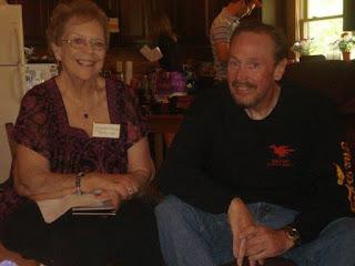 Betty Morton with son John