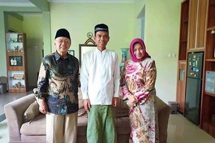 Ziarah Dan Sowan Ke Para Pendiri Dan Tokoh NU, Syekh Abdul Somad Dapat Oleh-Oleh Berharga