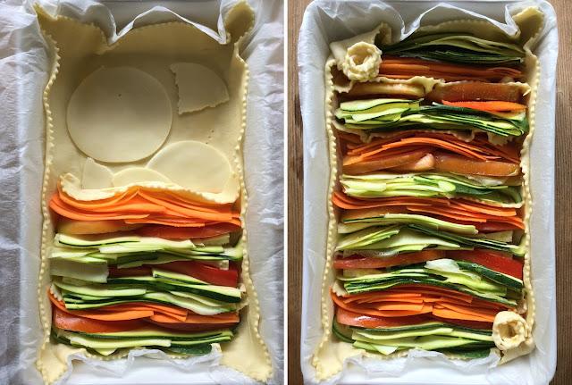 come fare la torta salata con le verdure