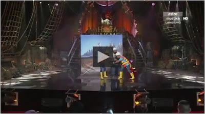 Maharaja Lawak Mega 2017 Minggu 5