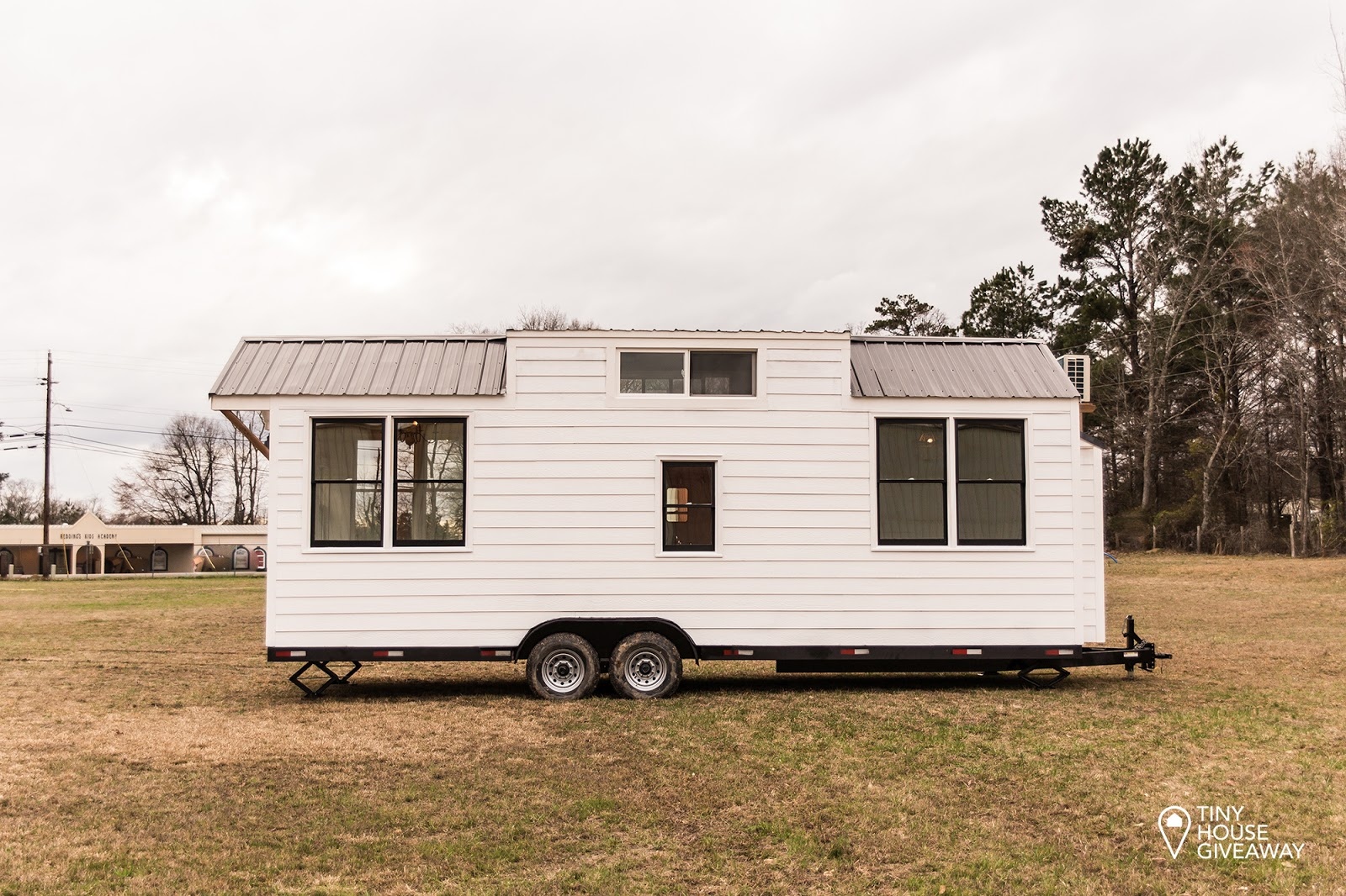 Tiny House Town Tiny House Giveaway Norma Jean