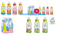 Logo KlikkaPromo: coupon San Benedetto Baby Thè, Bio, Drink e Acqua minerale