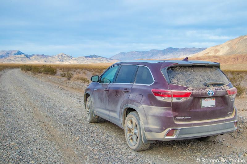 Toyota Highlander Hybrid Limited Platinum AWD Offroad