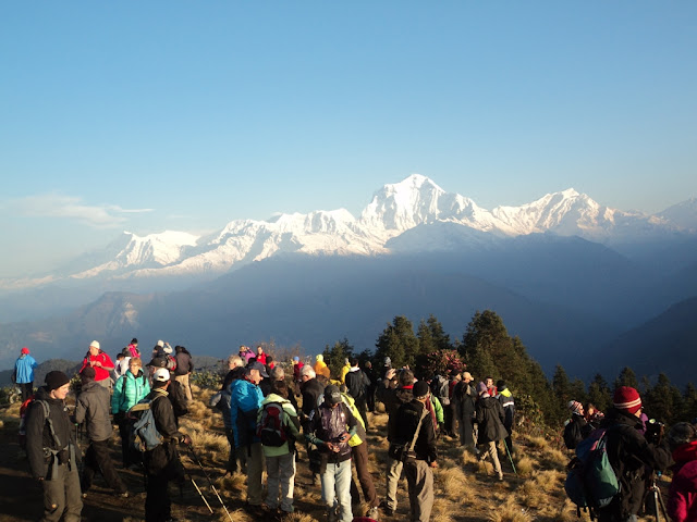 Annapurna Base Camp Trekking, Poonhill