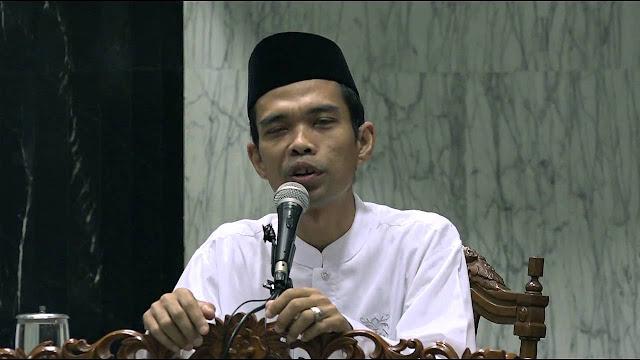 Ustadz Somad : Nonton Saya Nyeru 'Abaikallah Humma Labbaik!' Saya Dibilang Ustaz Keras