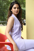 Tanya Hope in Crop top and Trousers Beautiful Pics at her Interview 13 7 2017 ~  Exclusive Celebrities Galleries 128.JPG