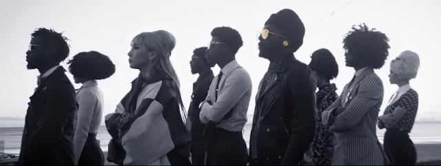 Black Eyed Peas colabora con CL 씨엘 para el tema Dopeness