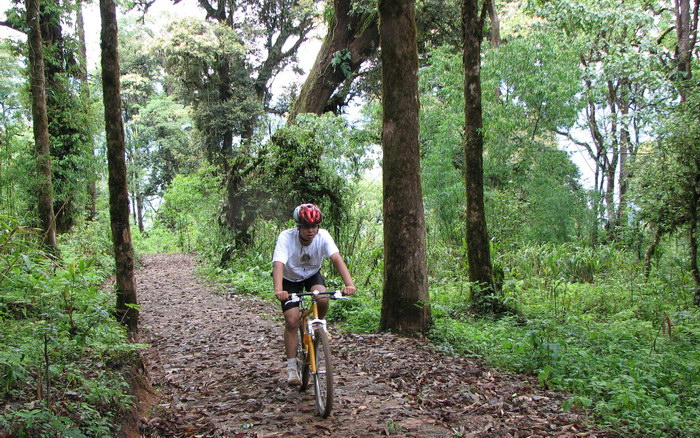 Mountain Biking in Mumbai