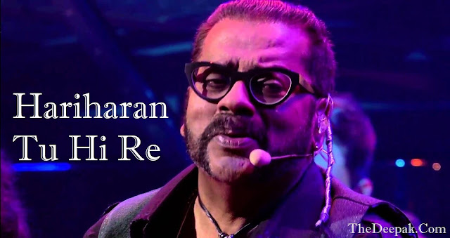 Hariharan - Tu Hi Re @ MTV Unplugged Season 5