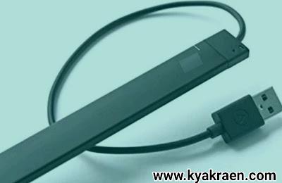 AirBar device.kisi bhi old laptop ko touch screen laptop me convert kar sakte hai.