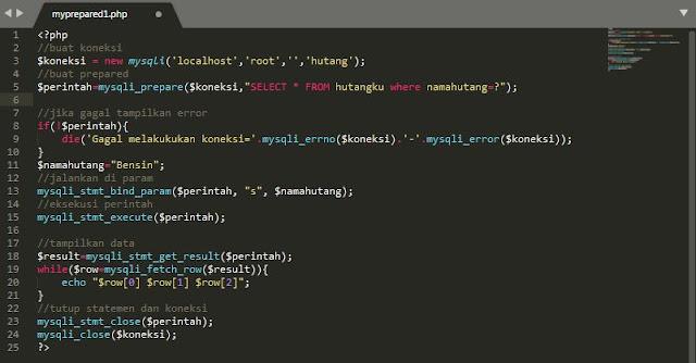 kode program ilustrasi