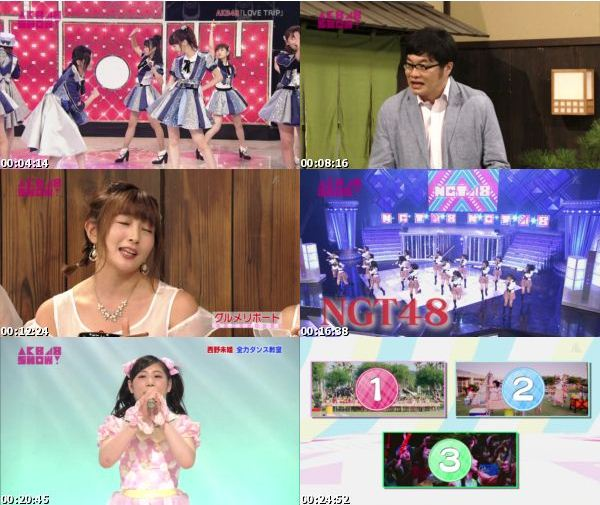 [TV-Variety] AKB48 SHOW! – 2016.09.03 – #124