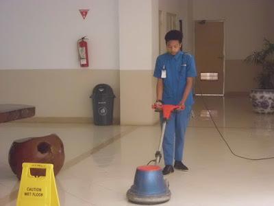 Perusahaan Jasa Kebersihan di Jakarta