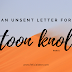 An Unsent Letter for Toon Knol  (Part I)