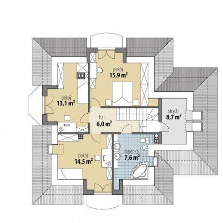 desain rumah rumah eropa sederhana