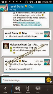 11205492_1451204538505437_9094975332706898628_n Dokter barbie Tika cantik wearing Mukena Najwa super duper Best Seller 😍