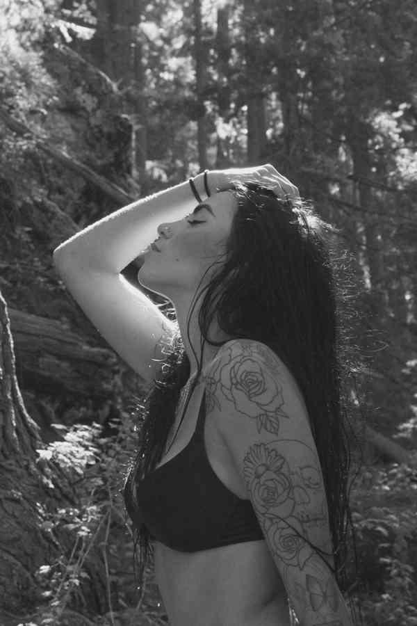 Mujeres con tatuaje Sugerentes y Provocativos
