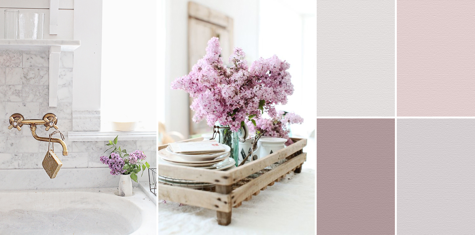 Decorare la casa con la pittura shabby chic interiors for Decorare stanza shabby chic