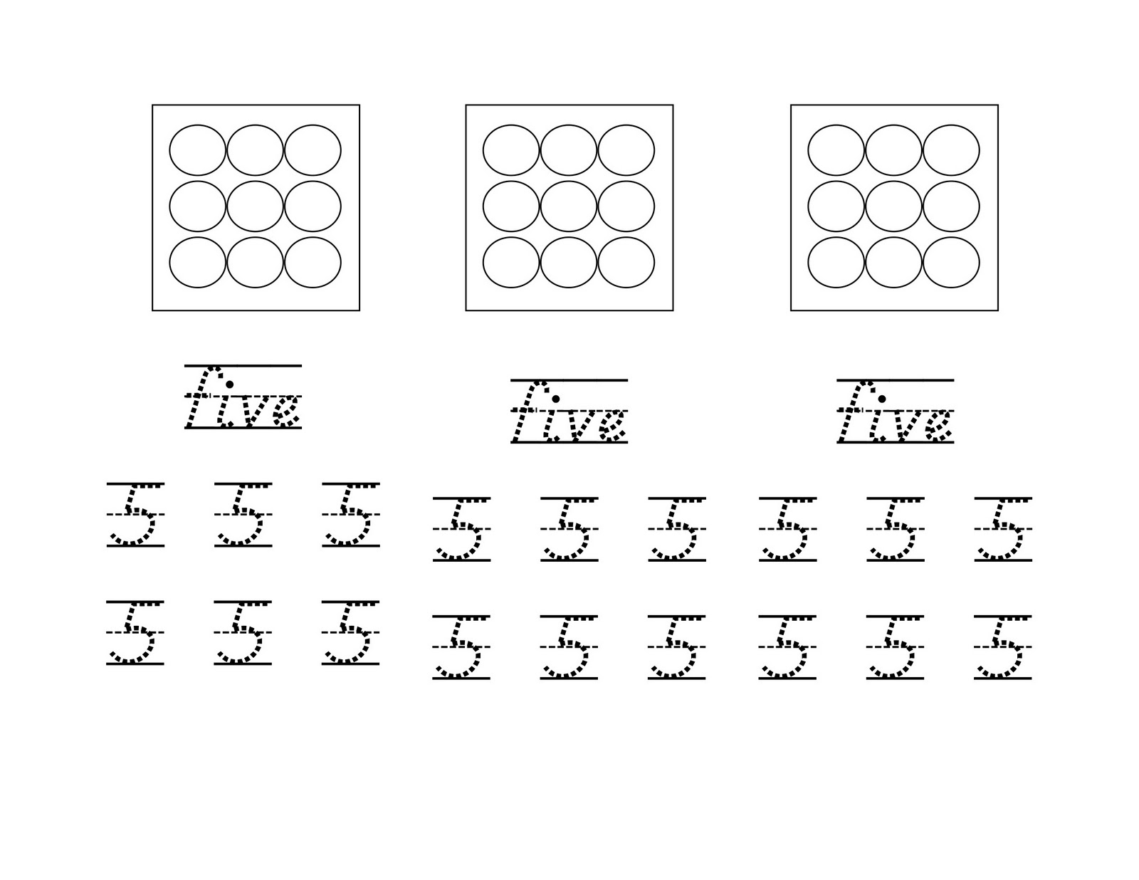 Kindergarten Night Owls Domino Counting Book