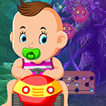Games4King Jaunty Baby Rescue