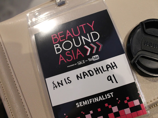 Event: Me at Beauty Bound Asia (Malaysia)