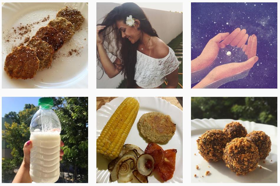 sara de nadai instagram vegetariana receita