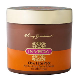 Inveda Glow Face Pack