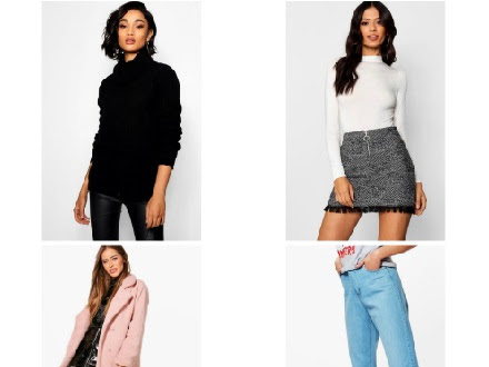 #WISHLIST WEDNESDAY | AUTUMN FASHION AT BOOHOO