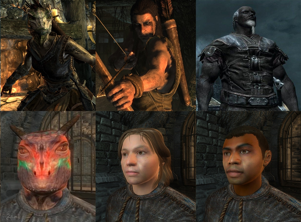 Geekspeak: Skyrim vs oblivion