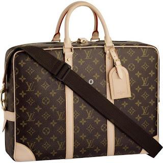 8c823440d292 Louis Vuitton Monogram Canvas Porte Documents Voyage GM M40223
