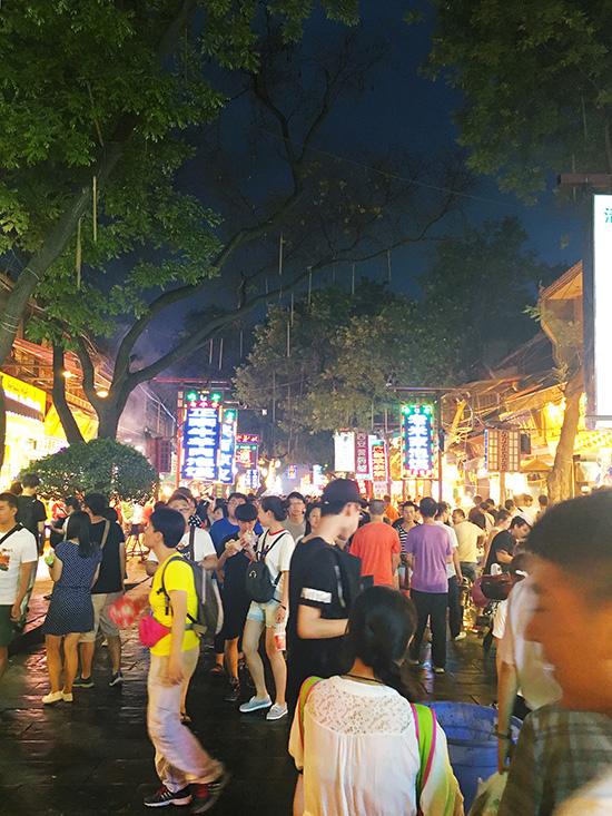 Muslim Quarter, Xi'an China
