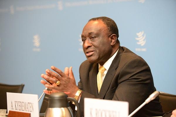 Alan John Kyerematen; Minister for Trade and Industry of The Republic of Ghana - Goodman AMC's Blog