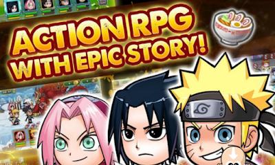 Naruto Shinobi Rebith: Ninja War v1.0.11 Mod Apk-4