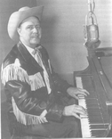 Moon Mullican - There's A Chill On The Hill Tonight