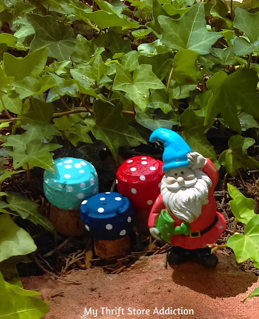 15 minute DIY fairy garden supplies
