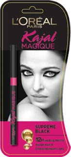 Amazon L'oreal Paris Kajal Magique (Black)