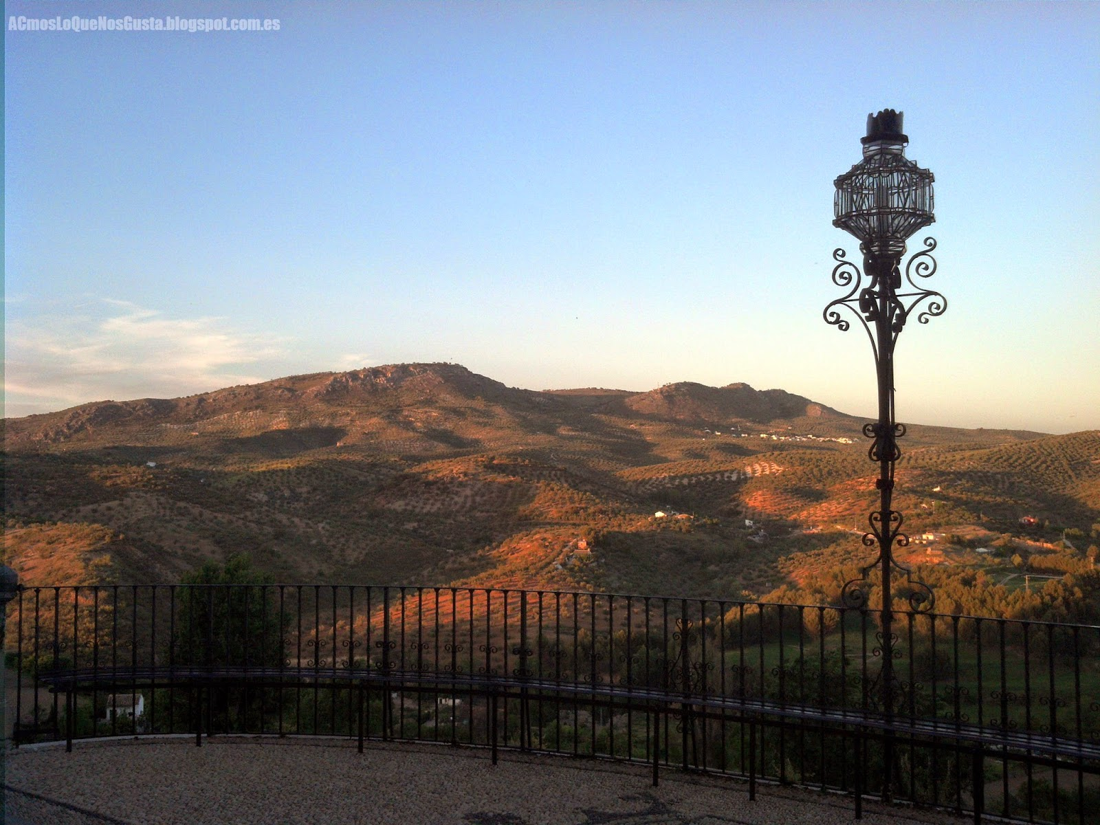 Balcón del Adarve de Priego de Córdoba