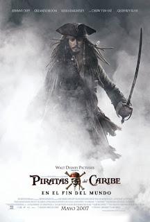Piratas del Caribe 3: En El Fin Del Mundo (2007) Online