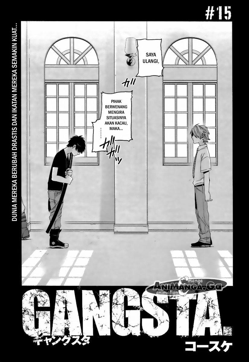 Gangsta Chapter 15-5