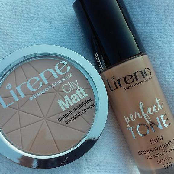 Kosmetyki do makijażu od Lirene?