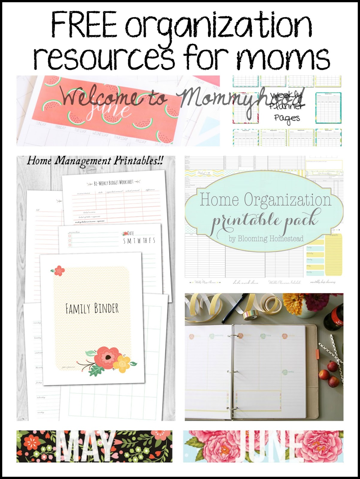 photograph relating to Free Printable Home Organization Worksheets titled Dwelling Company Printables Cost-free Printable Household Business