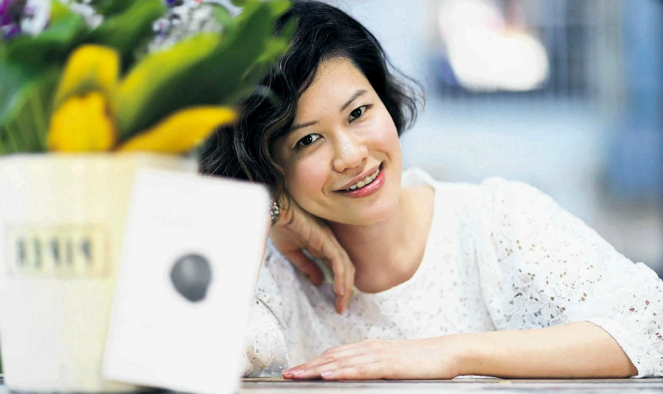 KEEP IT SIMPLE: Poet Christine Chia says that writing complicated sentences to appear more sophisticated can backfire.