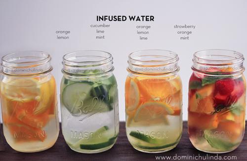 8 Cara Buat Infused Water Dalam Waktu Cepat