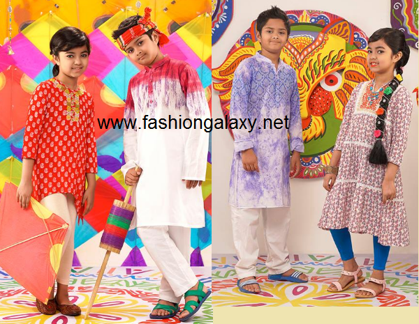 Boys punjabi printed dresses