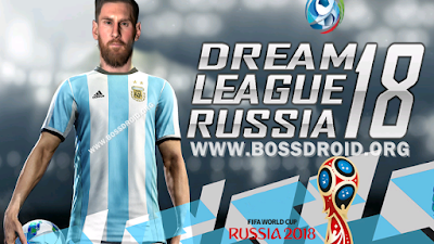 DLS Mod Piala Dunia 2018 Rusia Apk