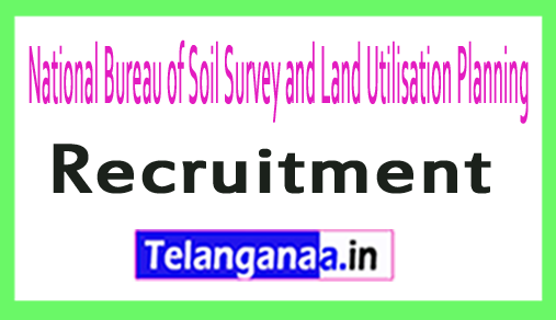 National Bureau of Soil Survey and Land Utilisation Planning NBSSLUP Recruitment