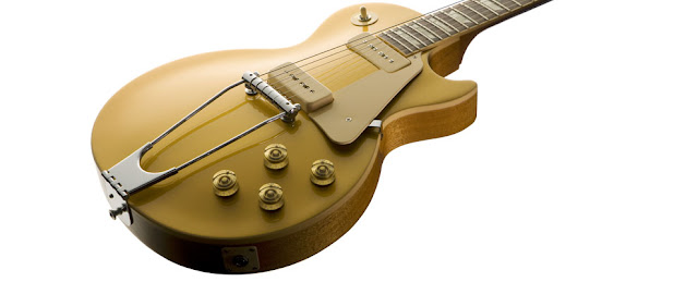 Green Pear Diaries Gibson Les Paul Tribute 1952