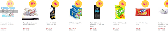 Lazada Malaysia 5th Birthday Surprise Flash Sale Price List