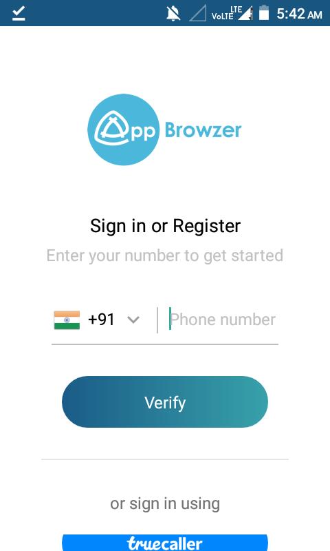 AppBrowzer Refer and Earn - TricksGyan