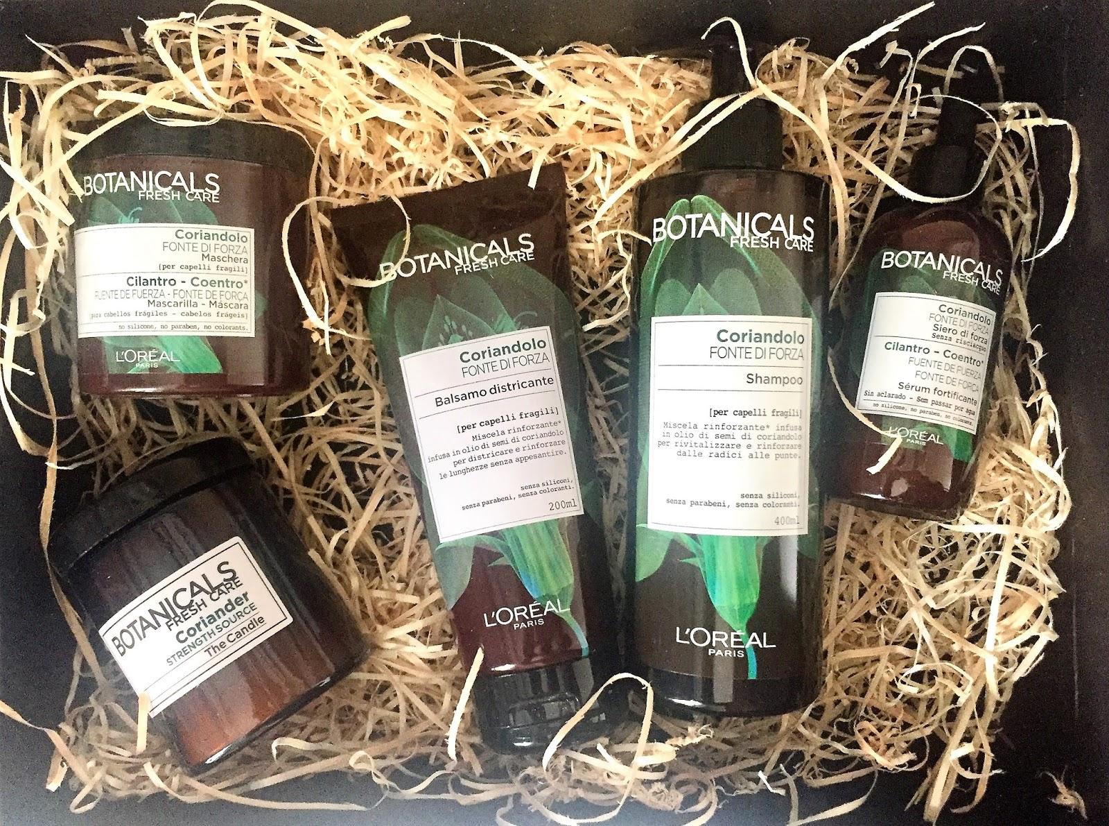 outlet low price sale new arrive Inspirily: Botanicals Fresh Care: capelli naturalmente sani ...
